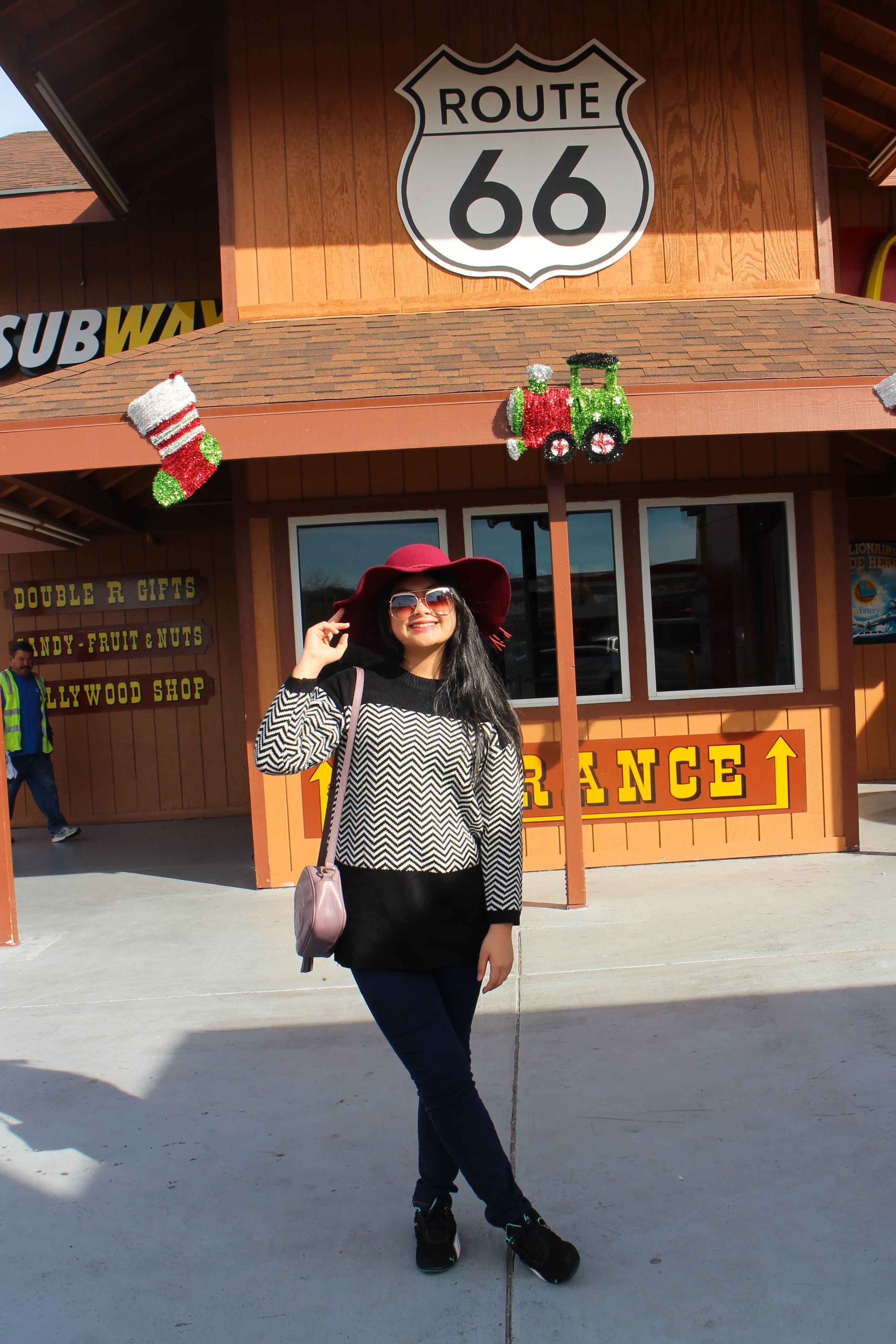 route 66 barstow stop
